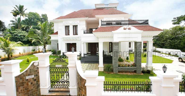 for Indian home exterior design photos middle class