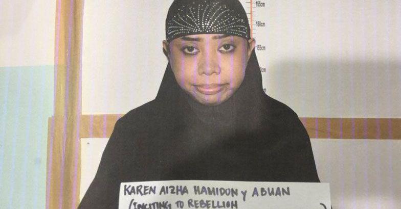 Karen Aisha Hamidon