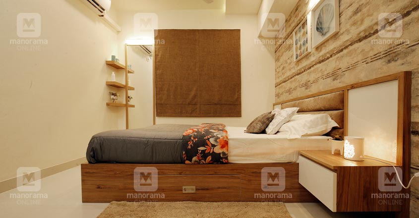 new-flat-calicut-bed